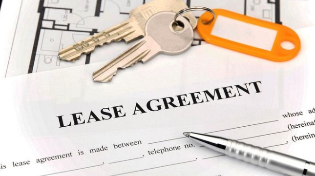 Lease agreement for Thailand ONLINE